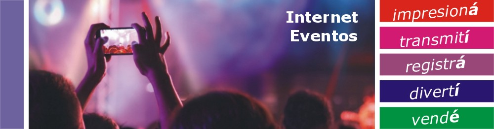 Internet Eventos