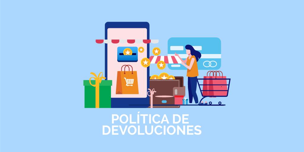 como redactar politica de devoluciones MadridNYC 11
